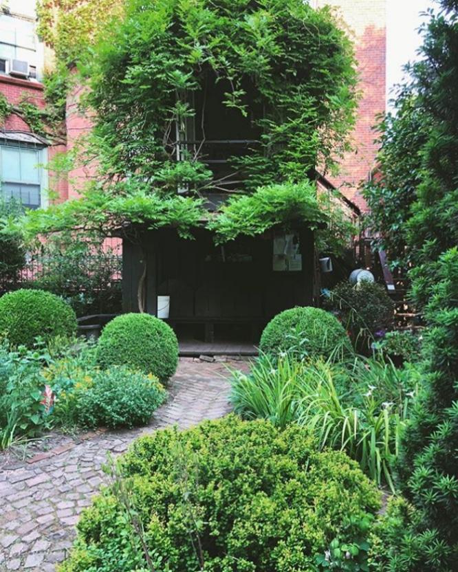Discover 10 Stunning Secret Gardens Hidden In New York City