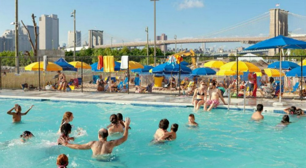 10 Free Swimming Pools To Help You Beat The NYC Heat - Secretnyc
