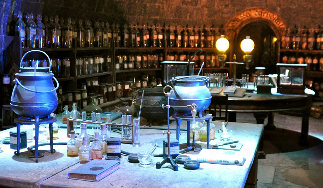 Create Magical Potions at This Harry Potter-Inspired Tea ...   1029 x 600 jpeg 226kB