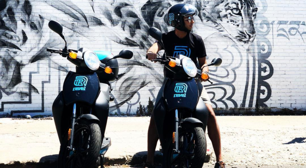 You Can Officially Rent Out Electric Mopeds to Scoot Around NYC