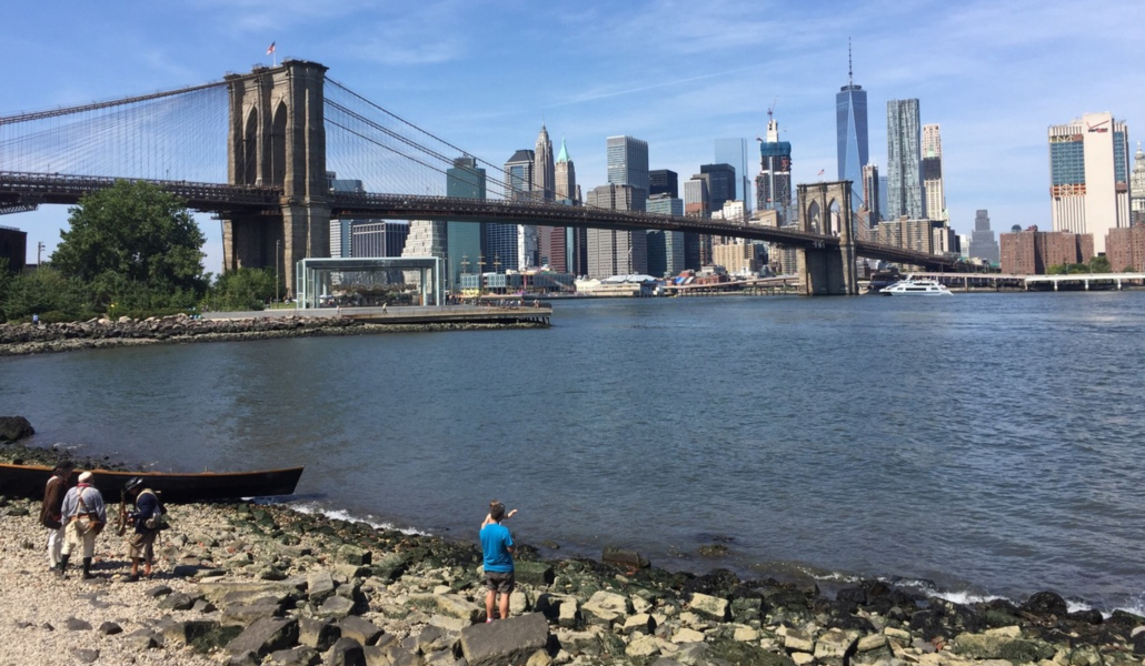 Brooklyn Bridge Beach Will Open To The Public For The First Time In