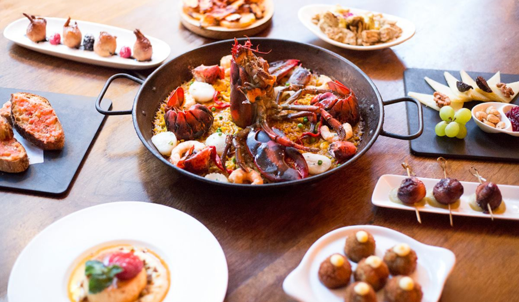 This Restaurant Serves Up Authentic Spanish Style In The