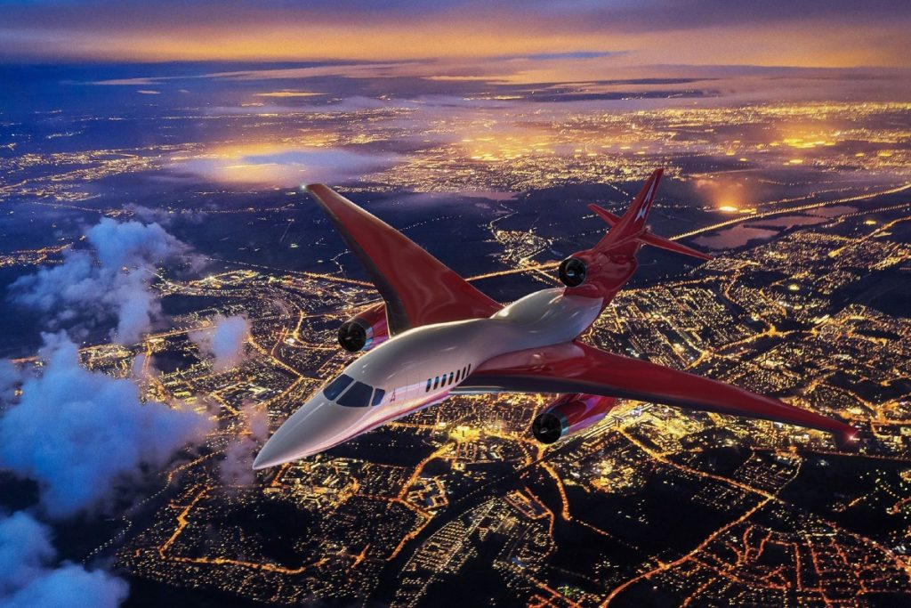 You'll Soon Be Able To Fly From NYC To London In Just About 3 Hours