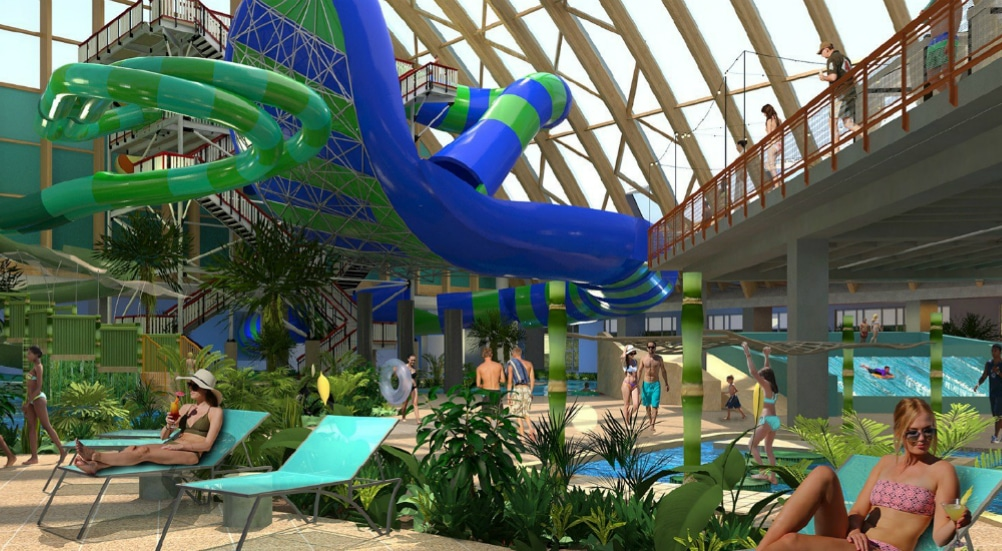 Largest Indoor Water Park In New York Is Opening Soon