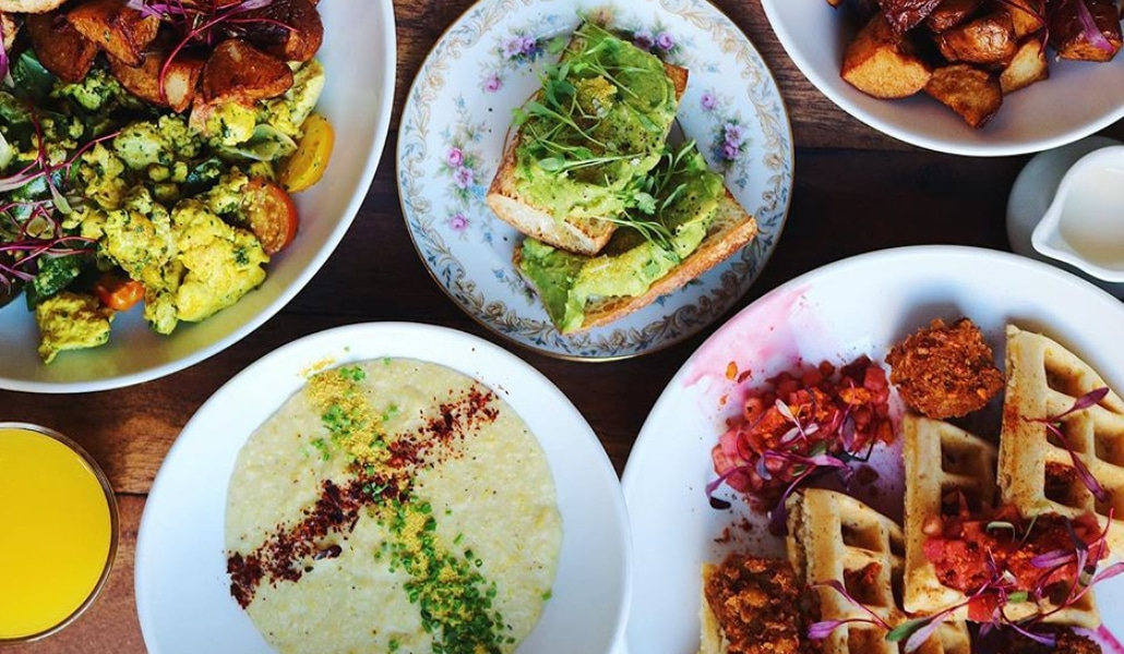 6 Amazing Vegan Restaurants In Nyc That Even Meat Eaters