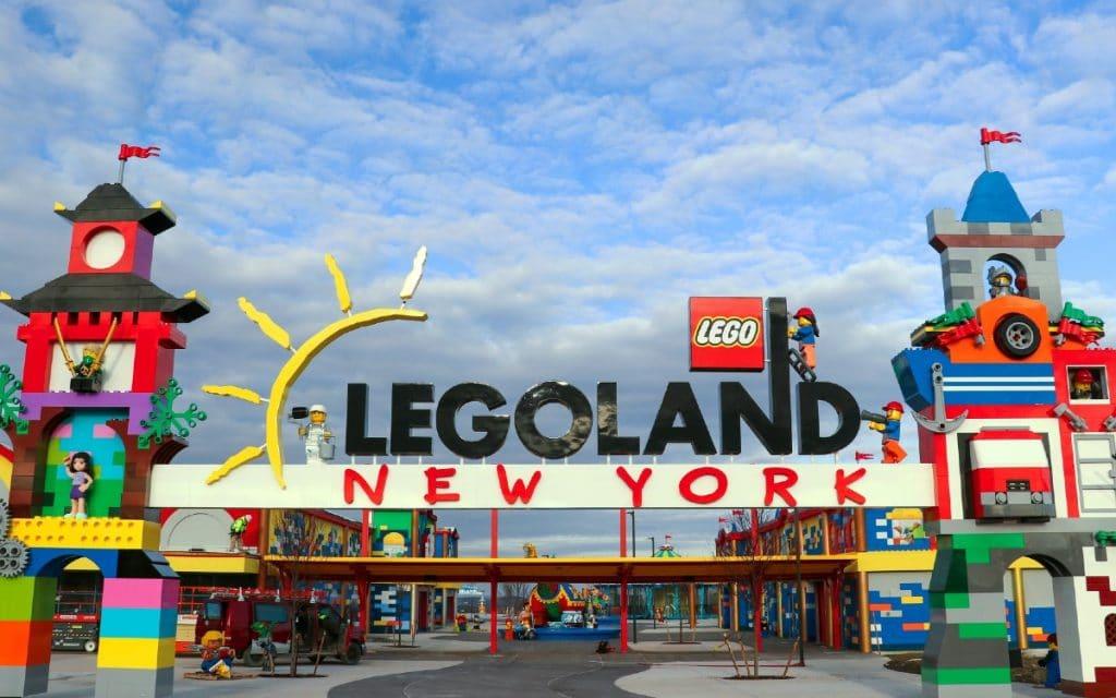 New York's Legoland Theme Park Finally Opens This Friday