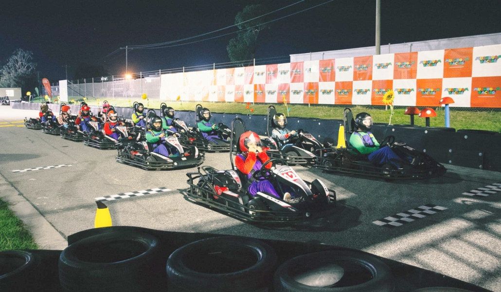 Go Kart Racing Pa >> Real Life Mario Kart Racing Is Coming To New York City This October
