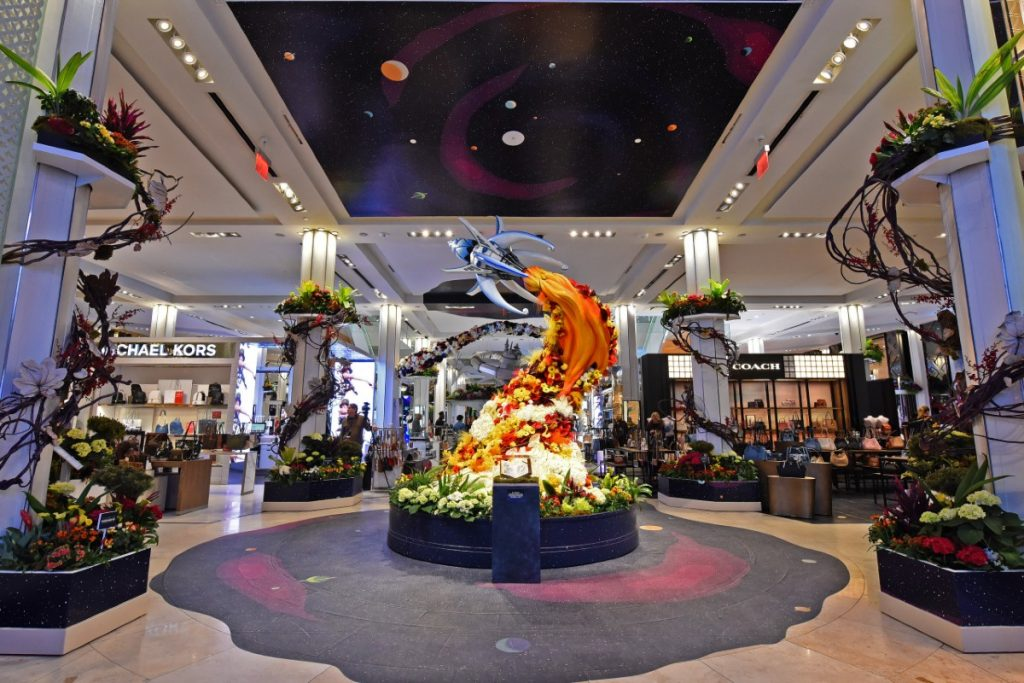 Macy's Iconic Flower Show Will Bloom Again Just In Time For Spring 2021