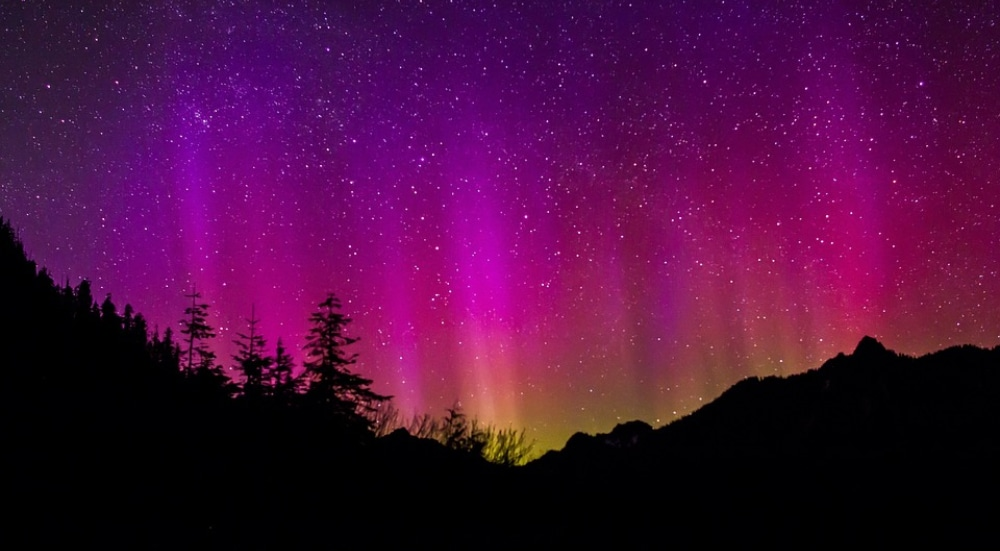 The Magical Northern Lights May Be Seen From New York This Weekend