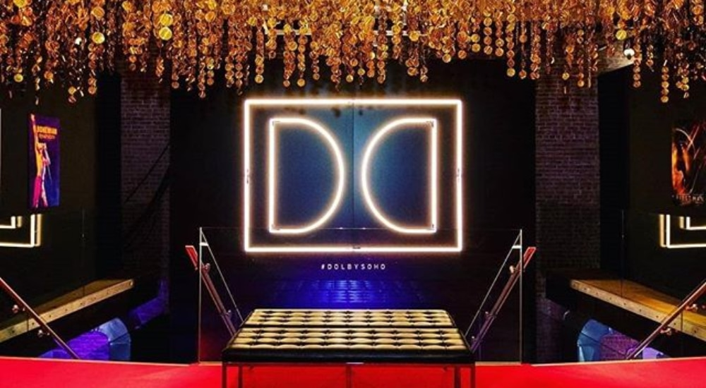 Walk The Red Carpet At Dolby's Immersive Pop-Up In SoHo - Secretnyc