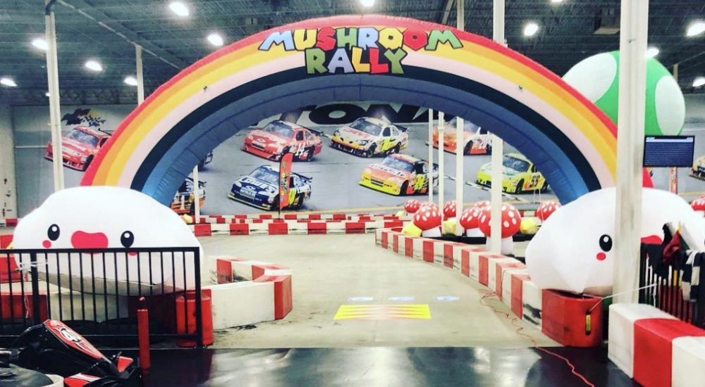 Tickets To This Mario Kart-Inspired Race Have Officially Been Released!