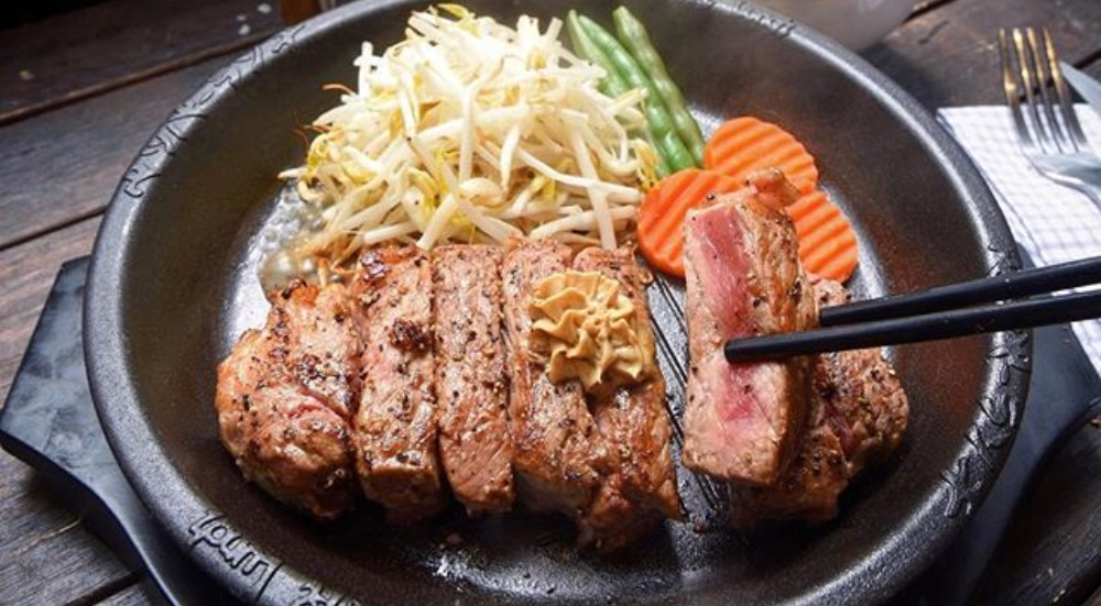 Teppanyaki Restaurant Pepper Lunch Just Opened Its First Nyc