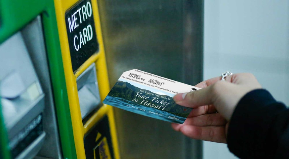 Apparently Your MetroCard Can Get You A Free 7-Day Trip To Hawaii Right Now