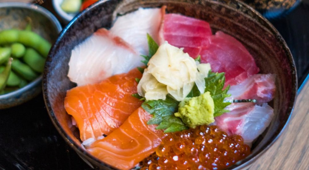 Fresh Fish is Flown in Daily From Japan to This Affordable