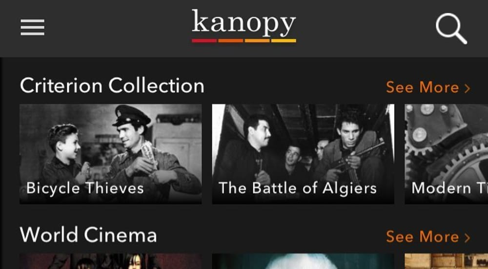 Movie Streaming Platform, Kanopy, Will No Longer Be Available To NYC