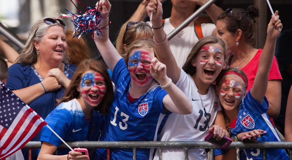 20b21755 To Celebrate U.S. Women's World Cup Win, NYC Will Host A Ticker Tape ...