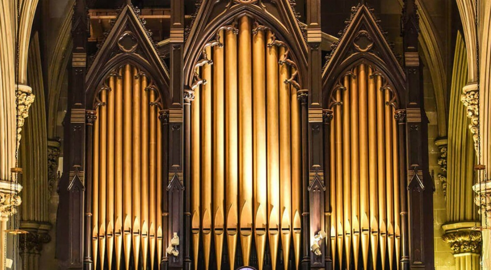 Celebrate The Feast Of San Gennaro With A Breathtaking Organ