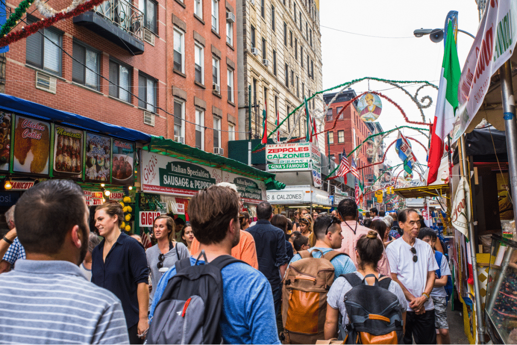 The Feast Of San Gennaro Returns This Week: Here's What You Need To Know
