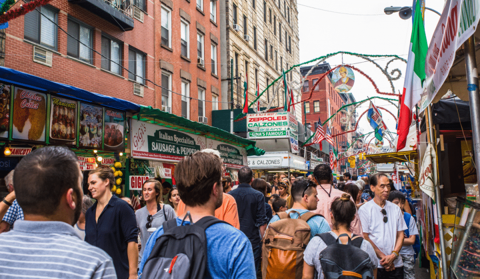 The Feast Of San Gennaro Is Back: Here's What You Need To Know