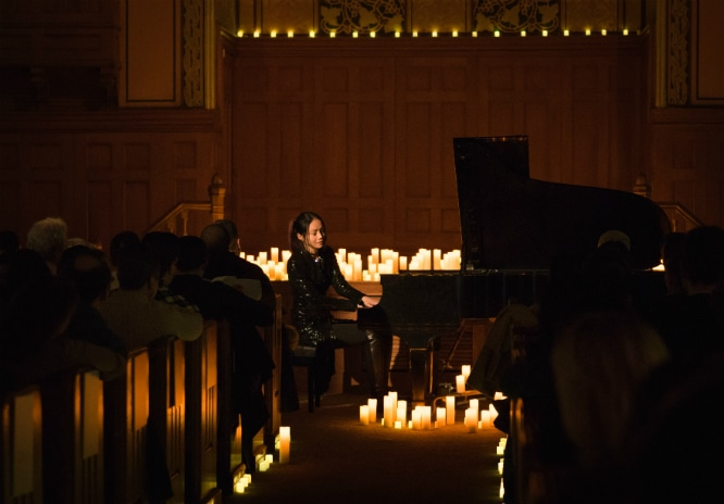 Magic Of Clical Music By Candlelight