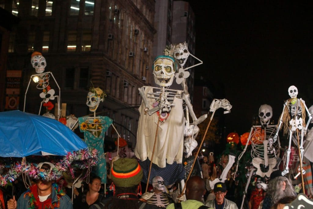 NYC's 48th Annual Village Halloween Parade Will Return In All Its Spooky Glory