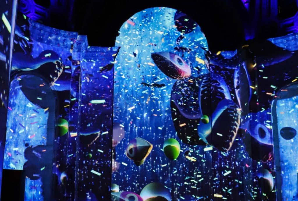 Enter Another World With The Dreamy Art Installation 'SuperReal' At Cipriani In FiDi