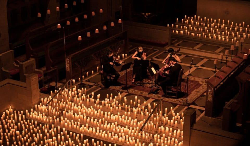 Experience The Magic Of Classical Music By Candlelight In A Stunning NYC Church