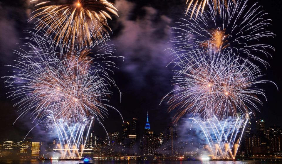 10 Best Spots In NYC To Watch The 4th of July Fireworks Show