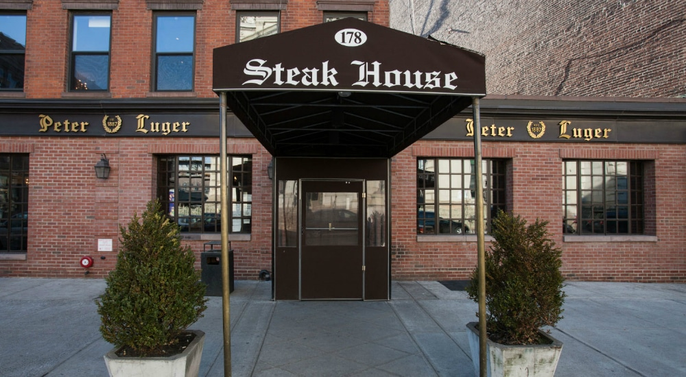 Famed Peter Luger Steakhouse in NYC Forced to Change Policy, Turn to Delivery Amidst Coronavirus Pandemic