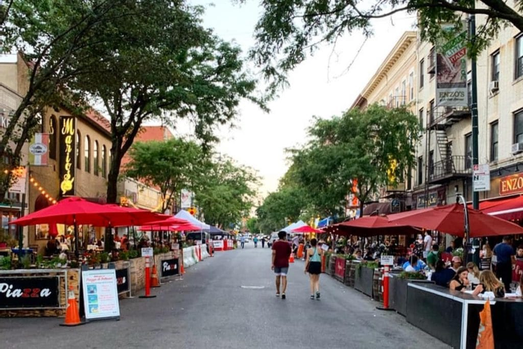 'Piazza di Belmont' Returns To The Little Italy Of The Bronx