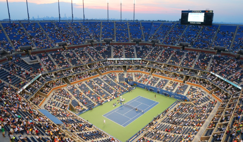 US Open set to be held behind closed doors