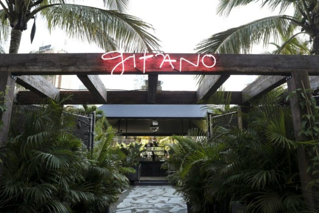 Gitano's Tropical Tulum Vibes Reopen For The Summer With 'Garden Of Love'