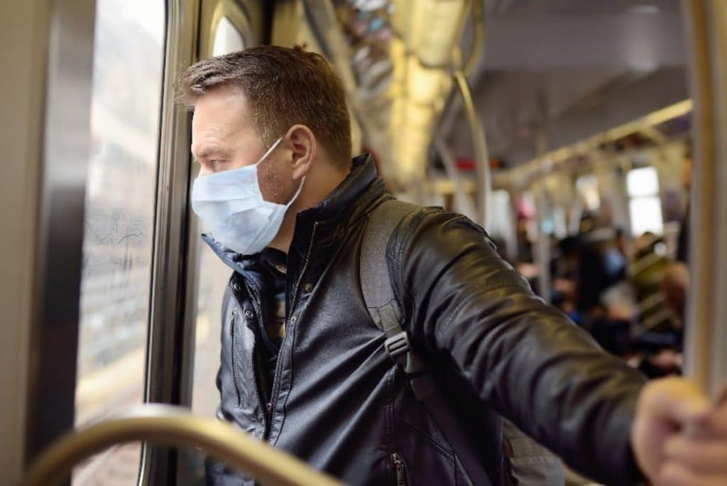 The MTA Is Cracking Down On Subway Face Mask Requirement With $50 Fines & Summons