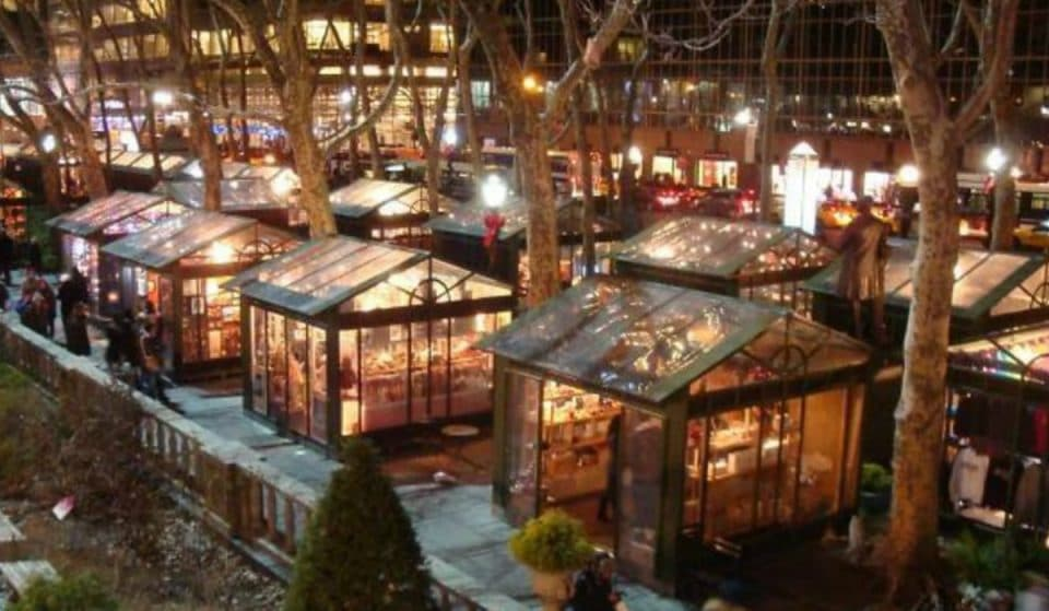A Guide To All The Holiday Markets Open In NYC This Season