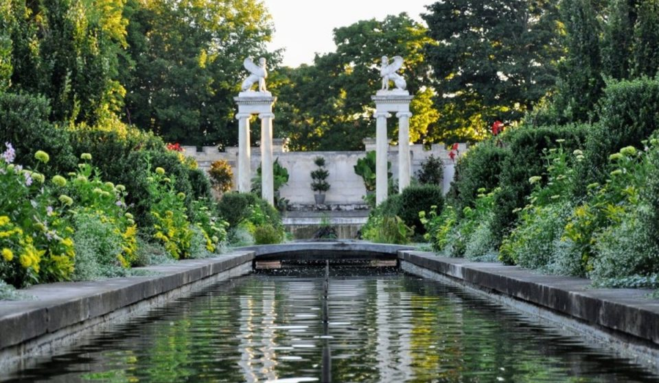 This Stunning Garden & Park Is A Hidden NY Gem, & It's Completely Free To Visit