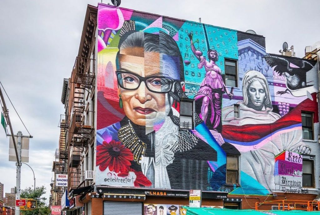 10 Statues & Murals Honoring History-Changing Women Across NYC