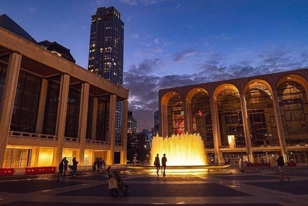 Lincoln Center Will Glow With Hundreds Of Candles On Sunday As Part Of NYC's COVID-19 Memorial