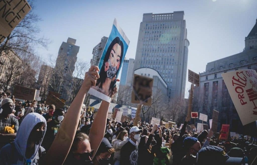 New Yorkers Join Together To Stand Up Against Anti-Asian Hate This Weekend