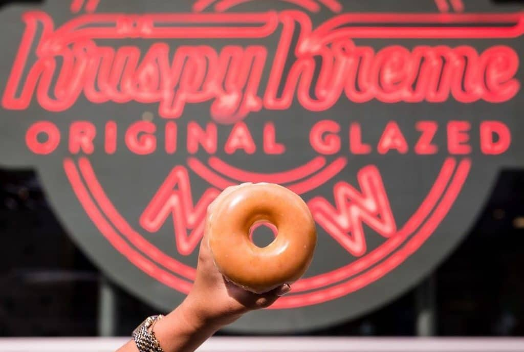 Krispy Kreme Is Giving Out More Free Doughnuts To Anyone With A COVID-19 Vaccine
