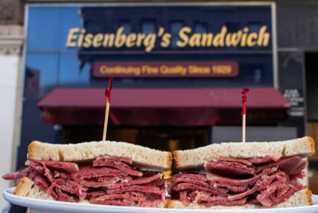 Flatiron Favorite Eisenberg's Appears To Have Closed For Good