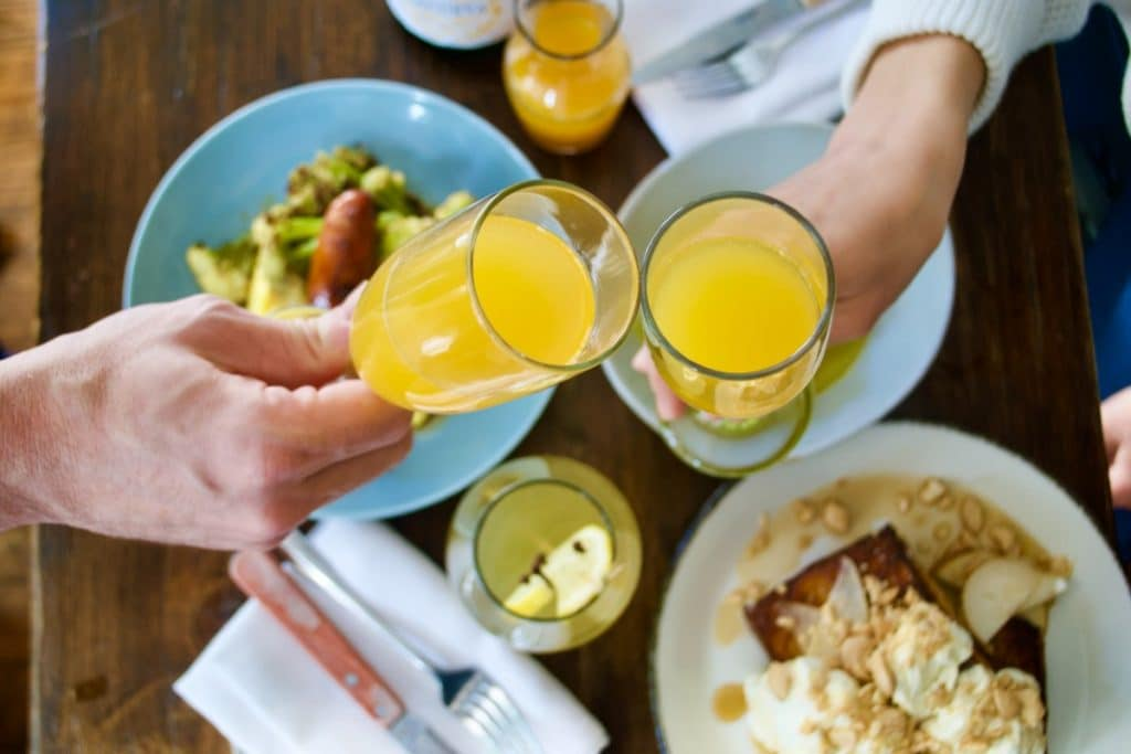 10 Incredible NYC Spots For Easter Brunch