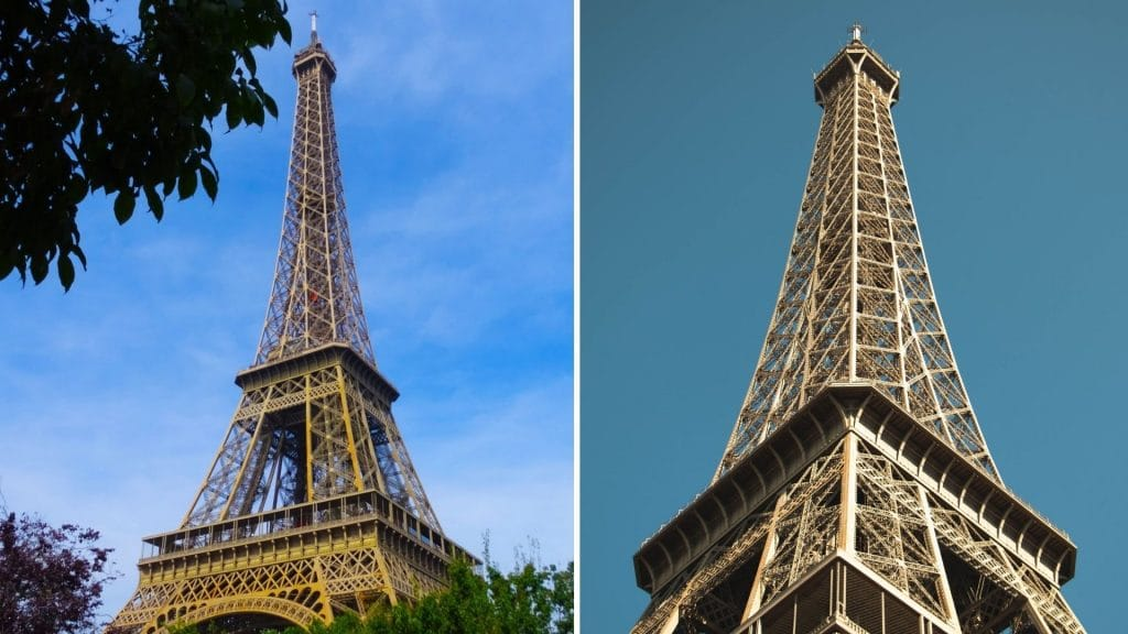 The Eiffel Tower Will Be Painted Gold For The 2024 Olympics