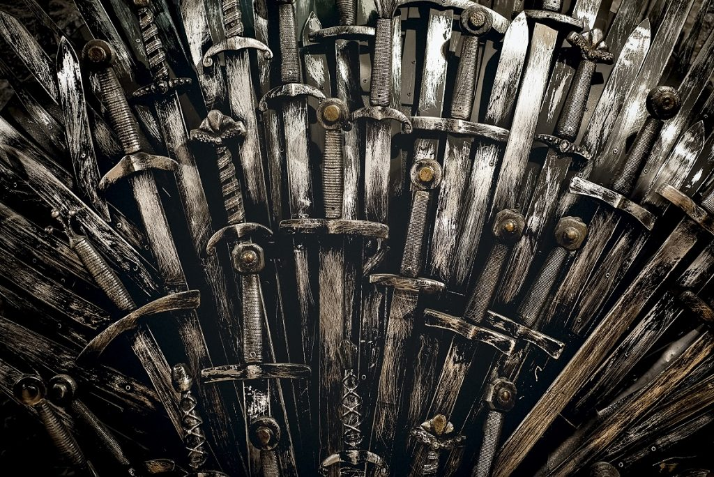A 'Game Of Thrones' Play Is Coming To Broadway!