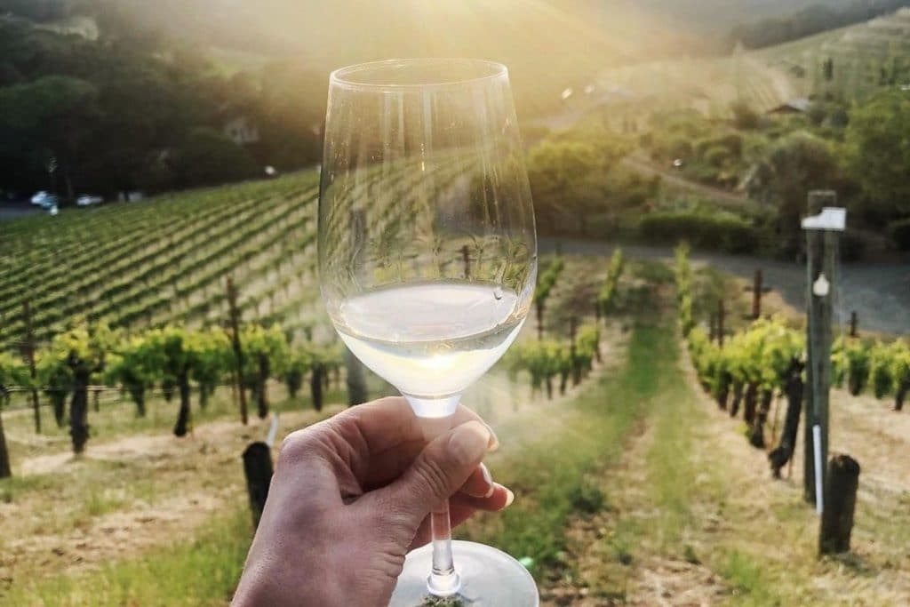 This California Winery Just Posted A Job Listing Offering $10K A Month And Free Rent