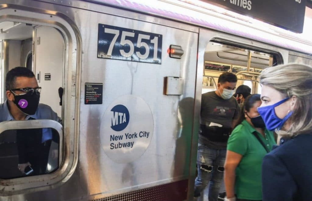 NYC Subway Just Hit Its Highest Day Of Ridership Since Start Of The Pandemic