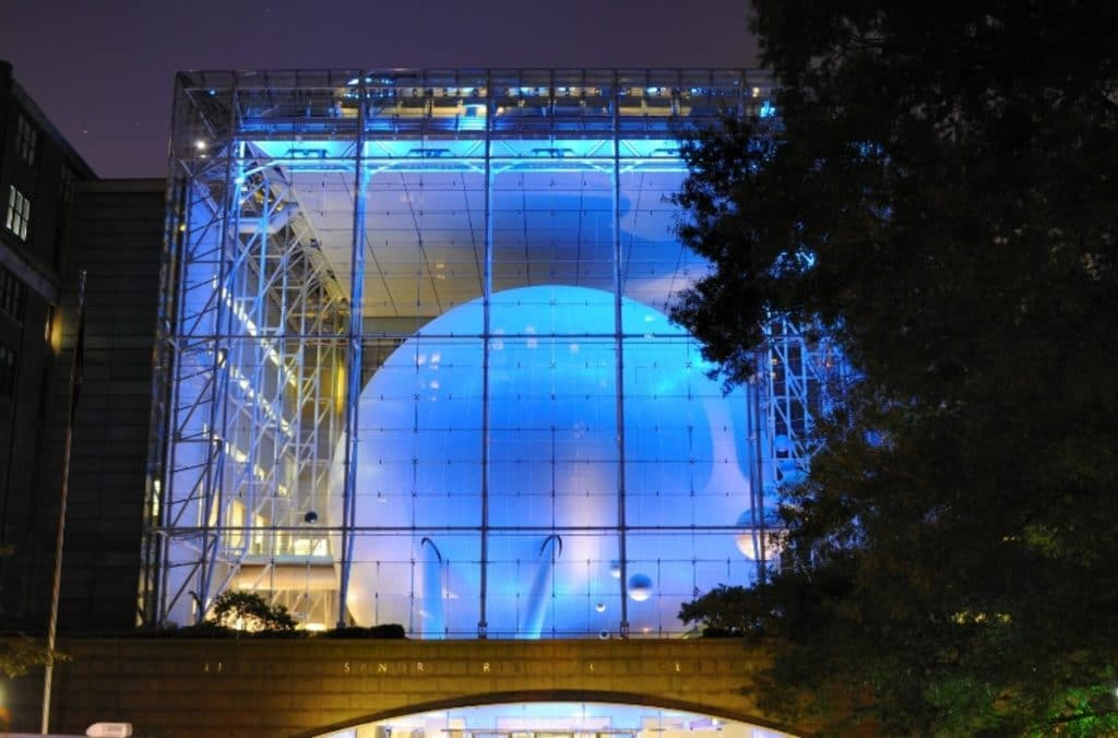 The Museum Of Natural History's Hayden Planetarium Finally Reopens Today