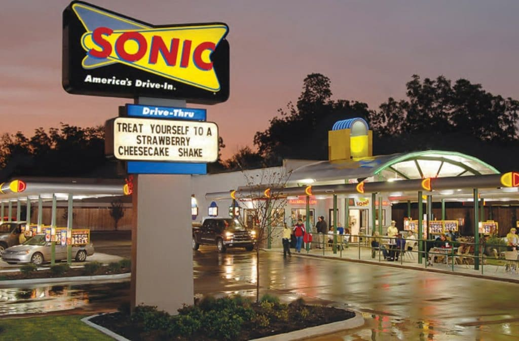 Manhattan's First Sonic Is Making Its Way To Midtown