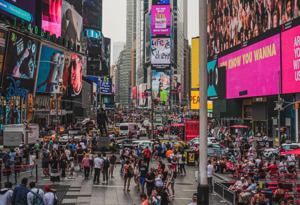 City Launches Massive Campaign To Bring Back Tourists To NYC