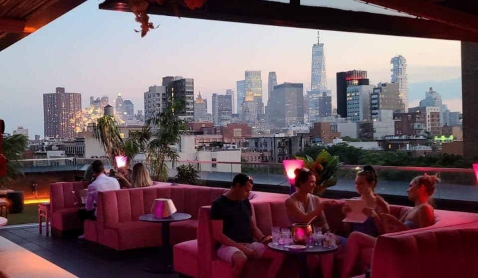 23 Stunning NYC Rooftop Bars Open For The Perfect Summer Evenings