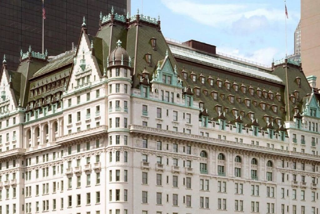 The Iconic Plaza Hotel Is Reopening Next Month